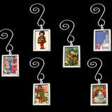 Make Your Own Photo Christmas Ornaments Kit  Double-Sided Rectangle 6