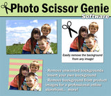 New! Photo Scissors Genie Software Download for Windows