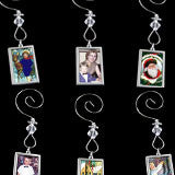 Make Your Own Beaded Photo Christmas Ornaments Kit  Double Sided