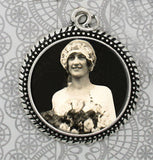Bridal Wedding Bouquet Photo Charm For Brides Photo Jewelry