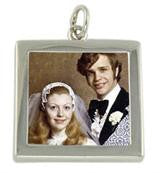 Wedding Boutique Shop Bouquet Photo Charm Business Kit Photo Jewelry