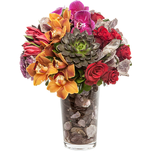 Tall Earth Gift Arrangement