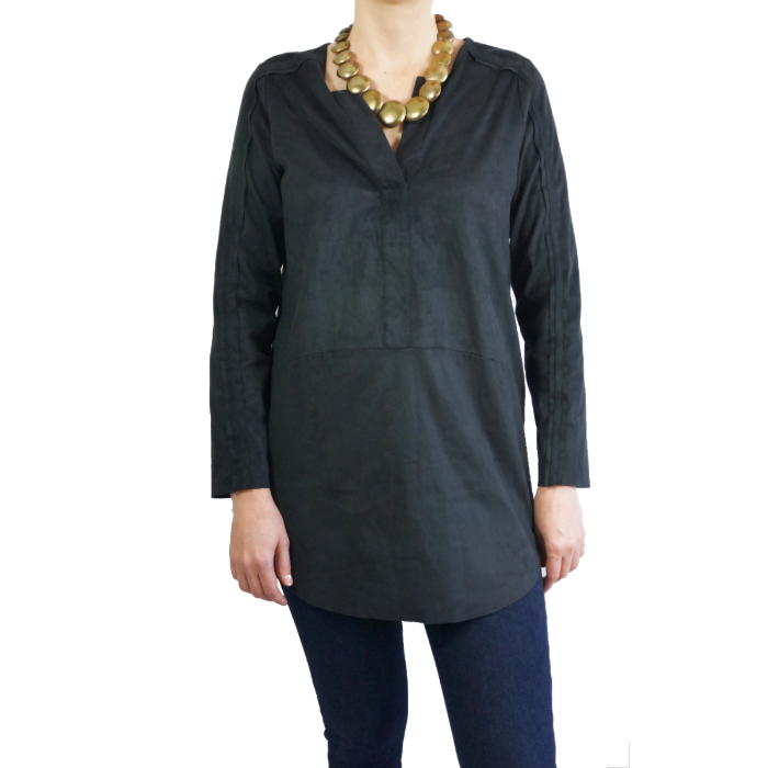 Costes Black Tunic Dress