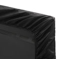 "LUSH COVERS Easy Series 86"" Premium Outdoor Fitted TV Cover"
