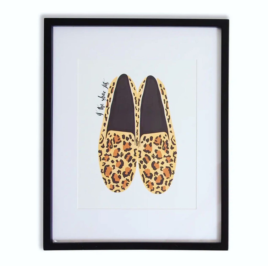 'If The Shoe Fits' Wall Art