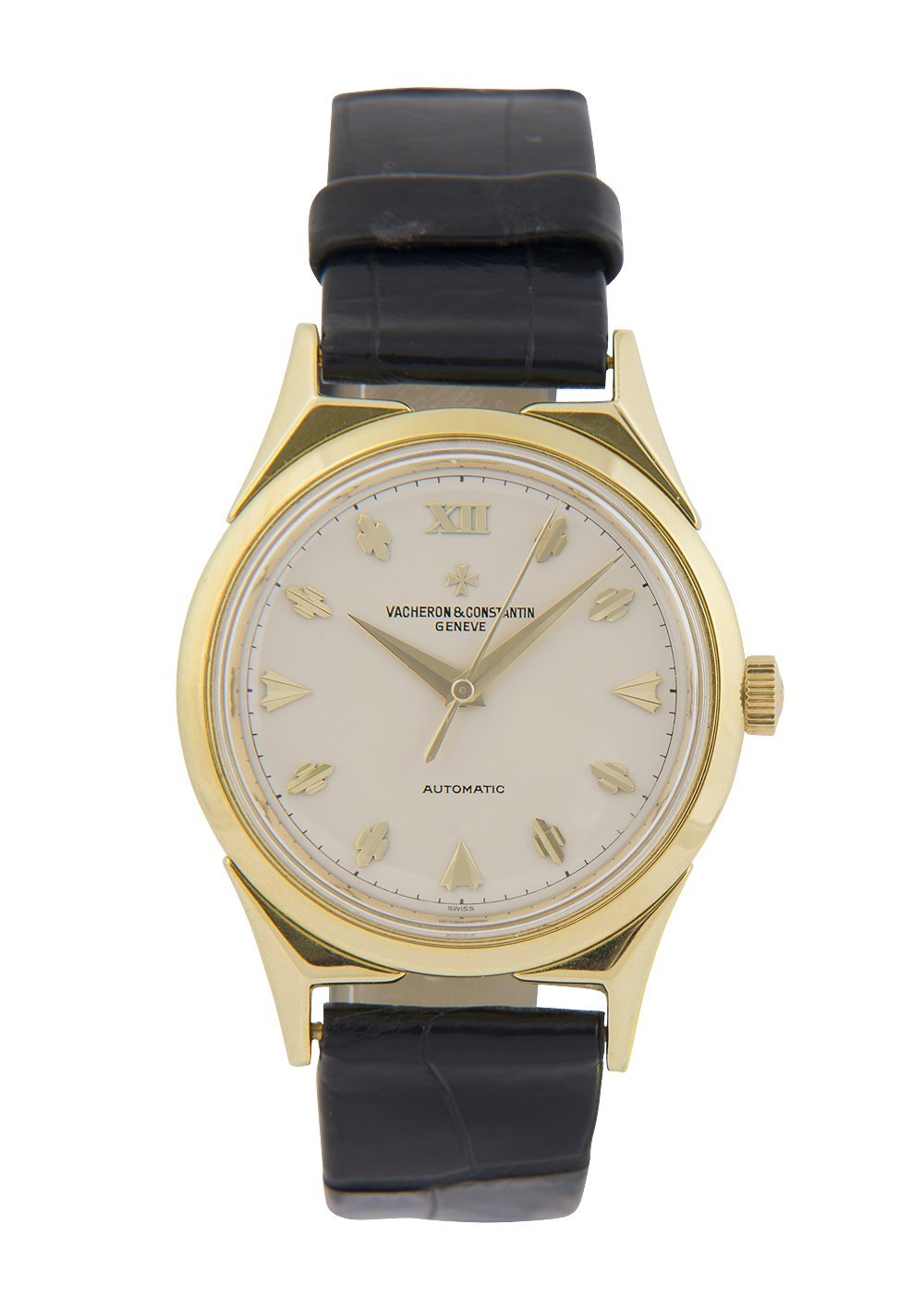Vacheron Constantin Vintage 18k 34mm Watch, Presented to Dr. Henry E Kentopp Edition