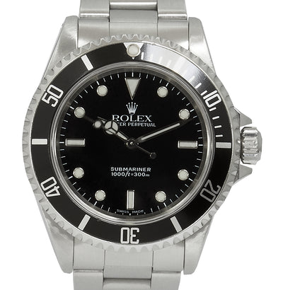 Rolex Submariner No-Date, Ref: 14060 with Original Rolex Certificate (2000)