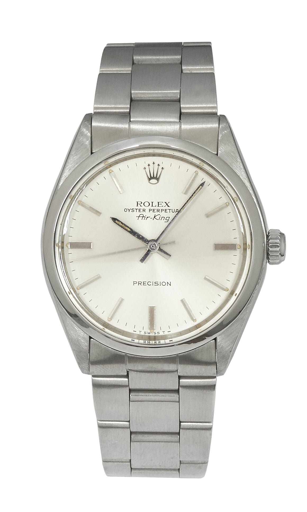 Rolex Air King Precision, Original Rolex (1977)