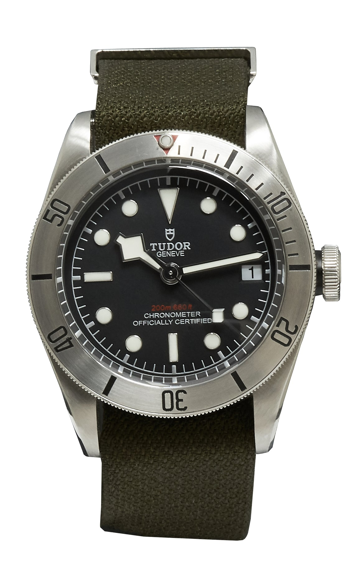 Tudor Black Bay Steel (2017)