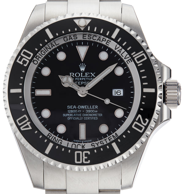 Rolex Sea-Dweller Deepsea, Unworn NOS with Stickers. Ref: 116660 (2012)