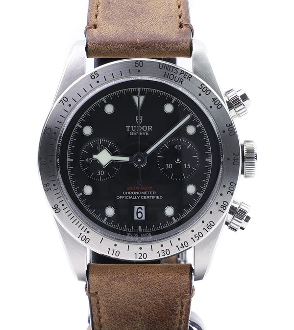 Tudor Black Bay Chrono, Ref: 79350 (2020)