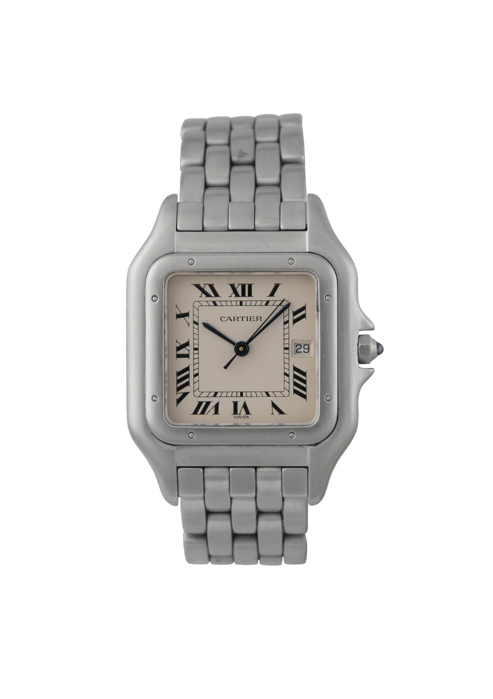 Cartier Panth̬re Gents Stainless Steel Watch, Ref: 1300