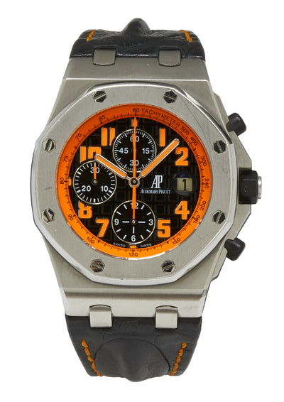 Audemars Piguet Royal Oak Offshore Chronograph Volcano B&P