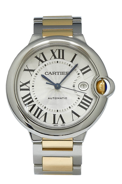 Cartier Ballon Bleu Steel/Gold 42mm (2017)