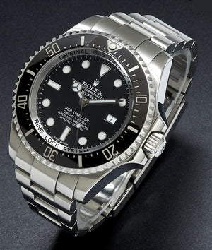 Rolex Sea-Dweller Deepsea, FULL SET (2012)