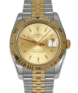 Rolex Datejust Turn-O-Graph Steel & Gold, Ref: 116263 (Papers)