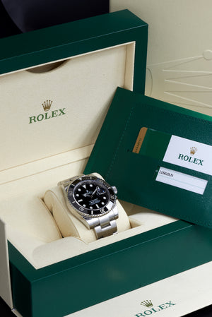 Rolex Submariner Date Ceramic, Ref: 116610LN (2015)