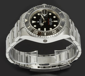 Rolex Sea-Dweller Red Writing, Ref: 126600 (Unworn 2020)