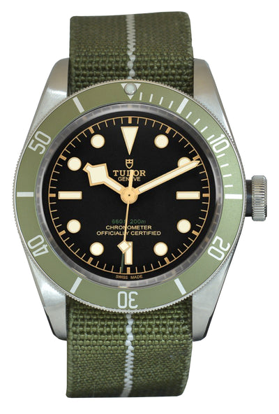 Tudor Black Bay Harrods Watch, (First 25) Ref: 79230G with Papers