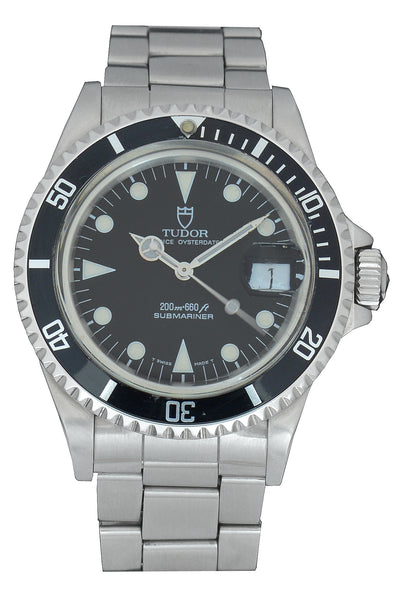 Tudor Submariner Watch with Papers