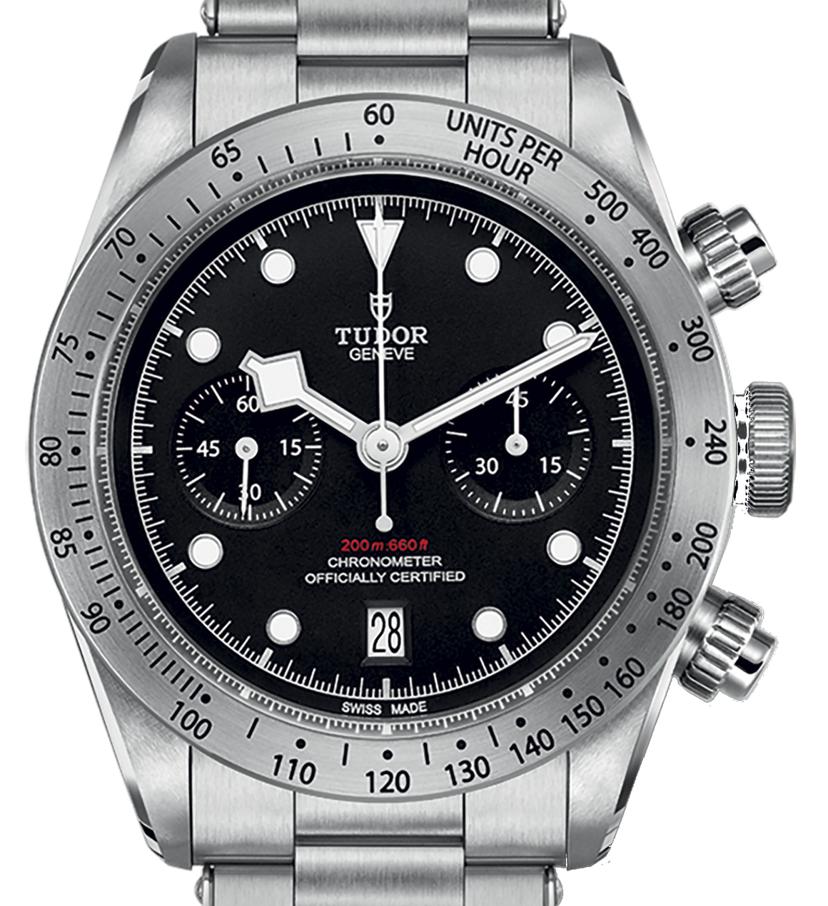 Tudor Black Bay Chrono, Ref: 79350 (Unworn 2020)