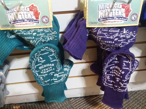 Michigan Mittens (Adults)