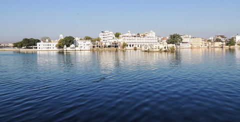 Hot Haveli lifestyle store Udaipur Haveli view