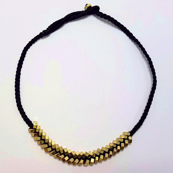 hot haveli odessa punk nut necklace