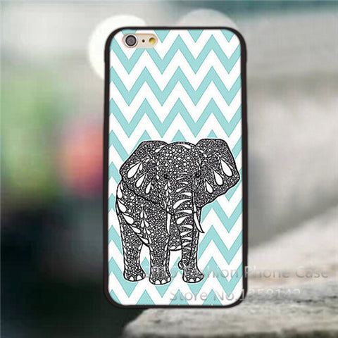 An Elephant and Anchors Away iPhone 6 6S Case