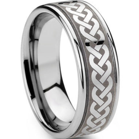 Celtic Irish Wedding Ring