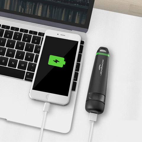 RING COMBO Powerbank & Wireless Speaker
