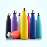 500ml Stainless Steel Vacuum Insulated Sport Bottle