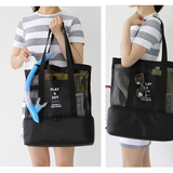 Double Picnic Storage Bag