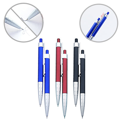 Promi Twin Plastic Pen Set