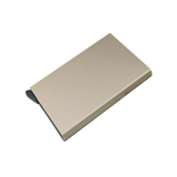 RFID Aluminium alloy credit card box