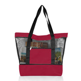 Beach Tote with Coolers