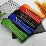 Stainless Steel Cutlery Metal Straw Set