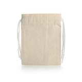Drawstring Canvas Pouch Small