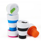 350ml Collapsible Silicone Mug