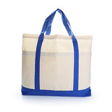 Voltrax Two Tone Cotton Tote Bag