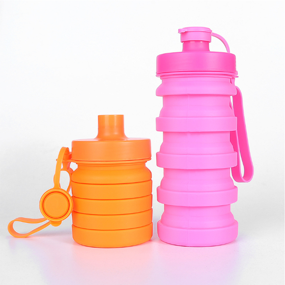 400ml Collapsible Water Bottle