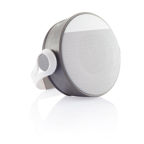Oova Bluetooth Speaker, Grey/White