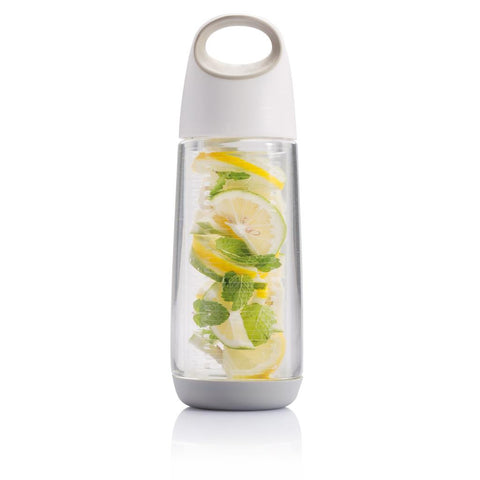 Bopp Fruit Infuser Bottle, White