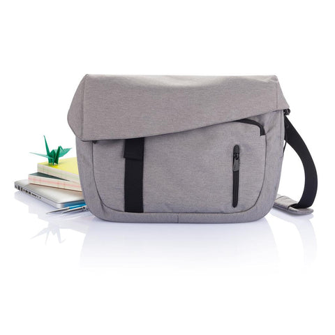Osaka Laptop Bag, Grey