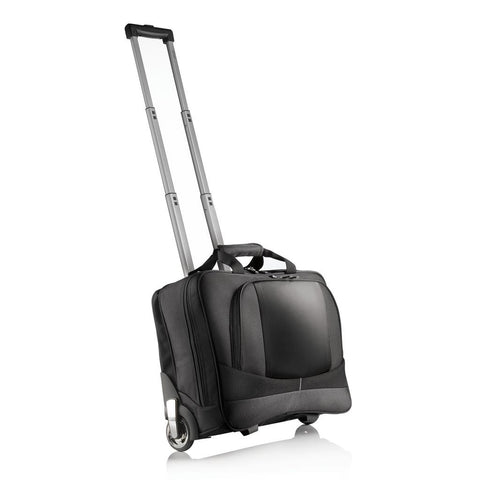 Swiss Peak Document Trolley, Black