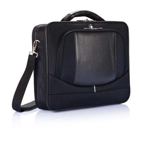 Swiss Peak Laptop Bag, Black
