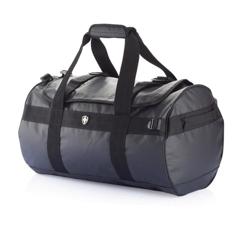 Swiss Peak Duffel Backpack, Black