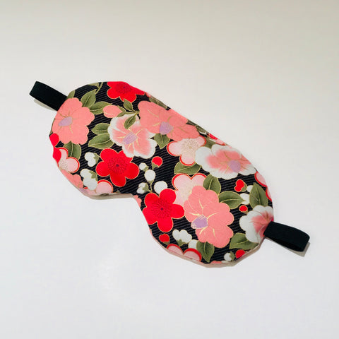 lavender eye mask handmade
