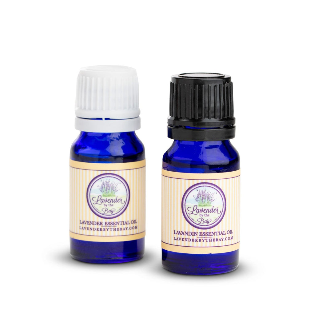 Essential oil duo