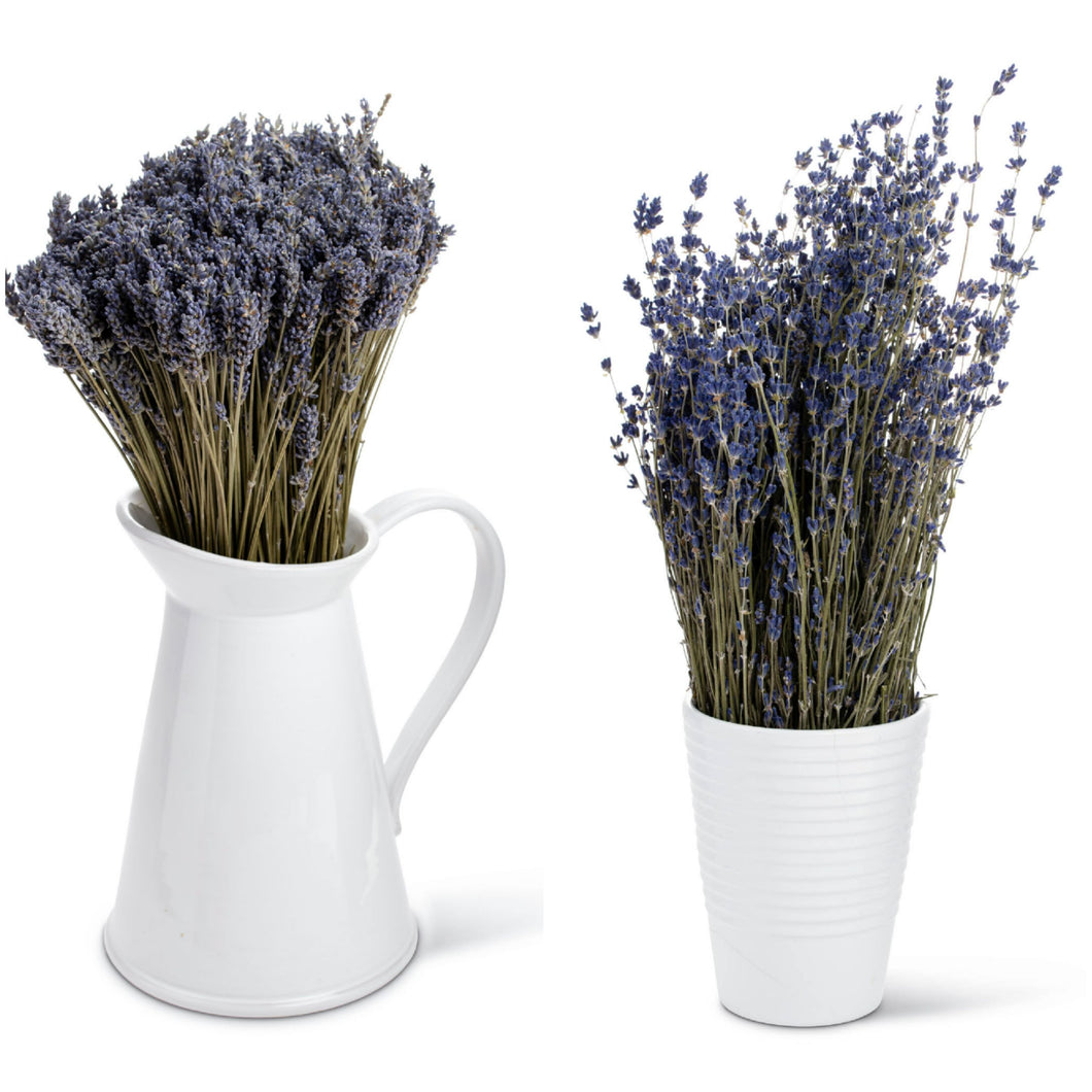 Dried French and English lavender
